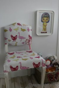 Protegido: Restaurar una silla antigua para habitación infantil